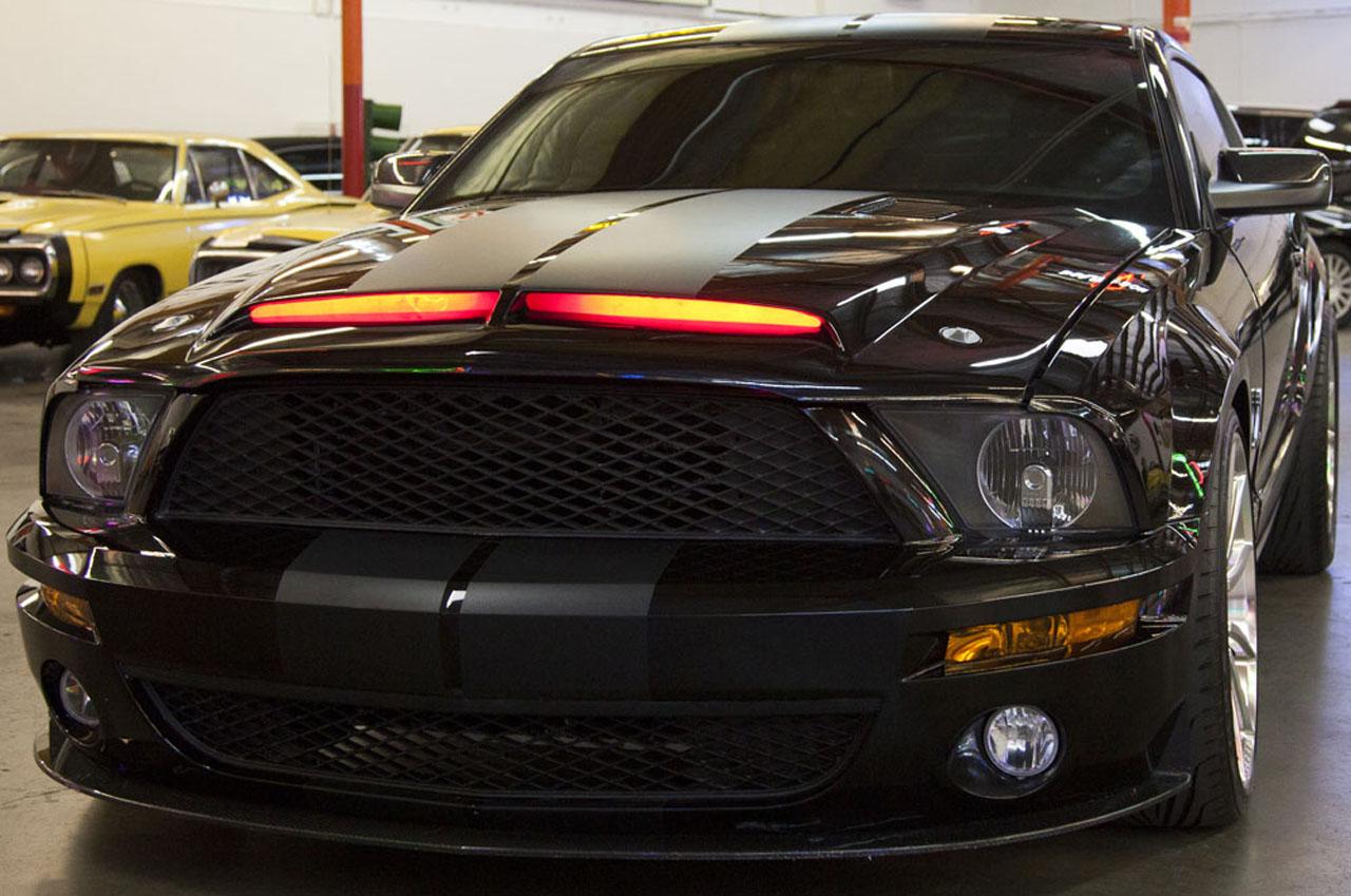 Knight Rider Mustang 1280x849