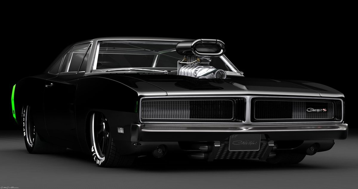 25+] 1969 Dodge Charger R T Wallpaper