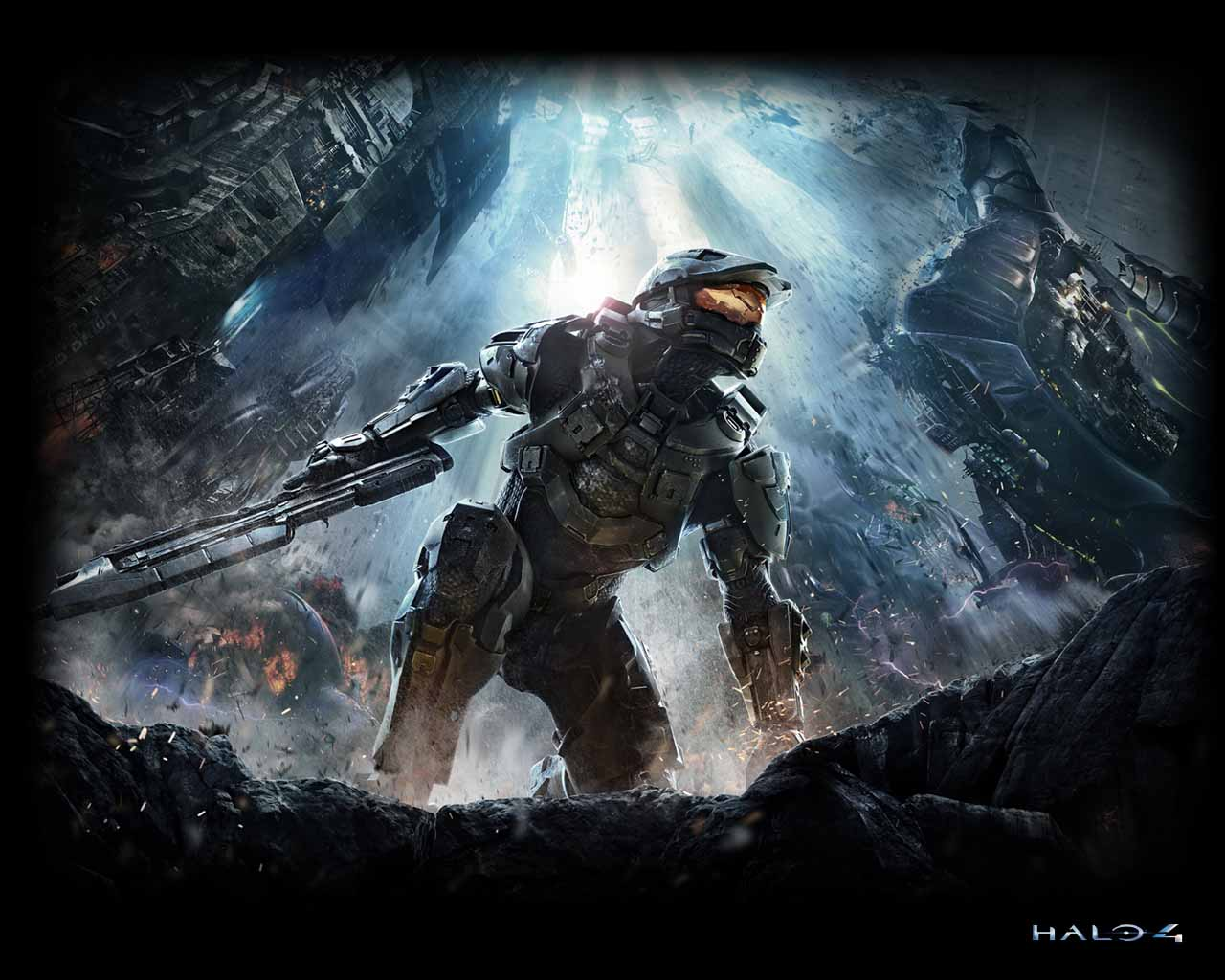 49+ Halo 1080p Wallpaper on WallpaperSafari