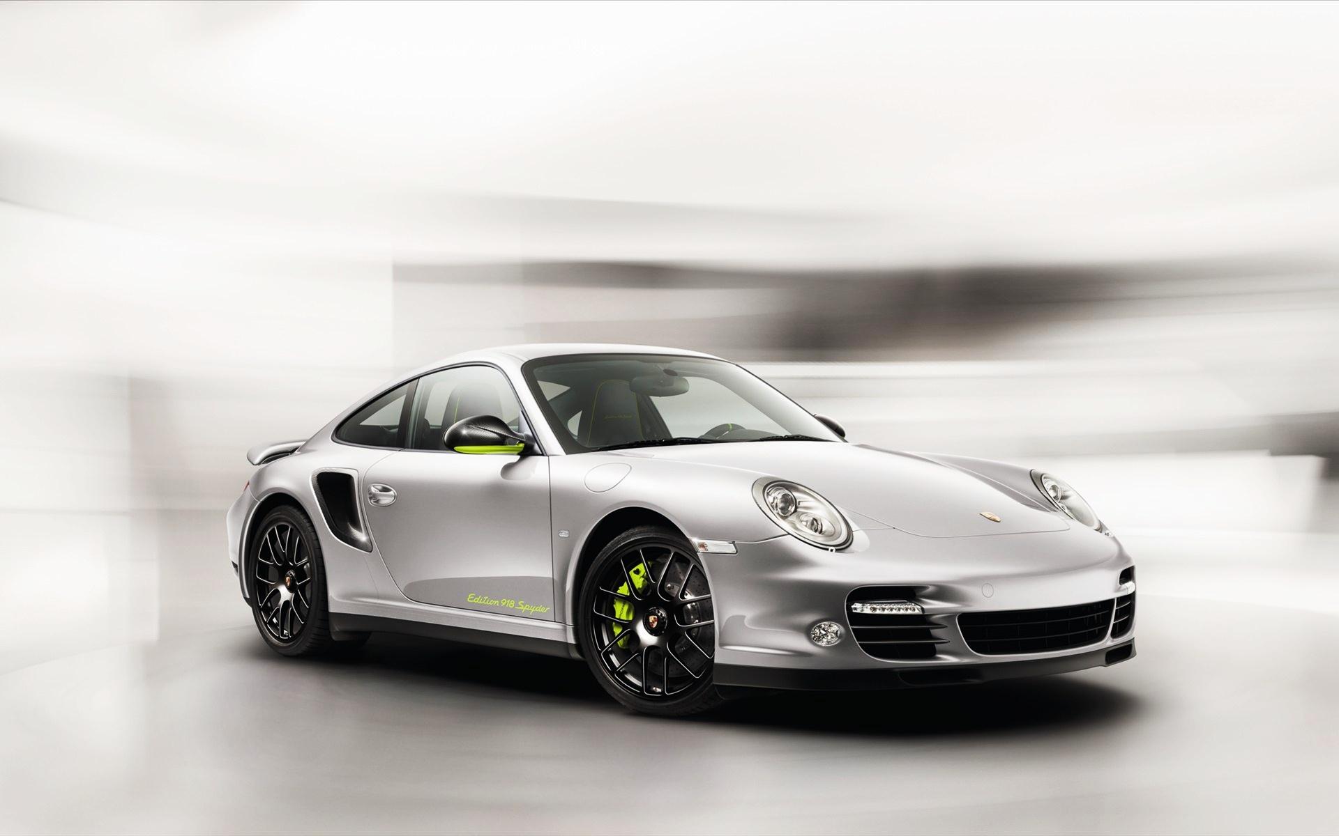 Porsche 911 Turbo Spyder Wallpapers HD Wallpapers 1920x1200