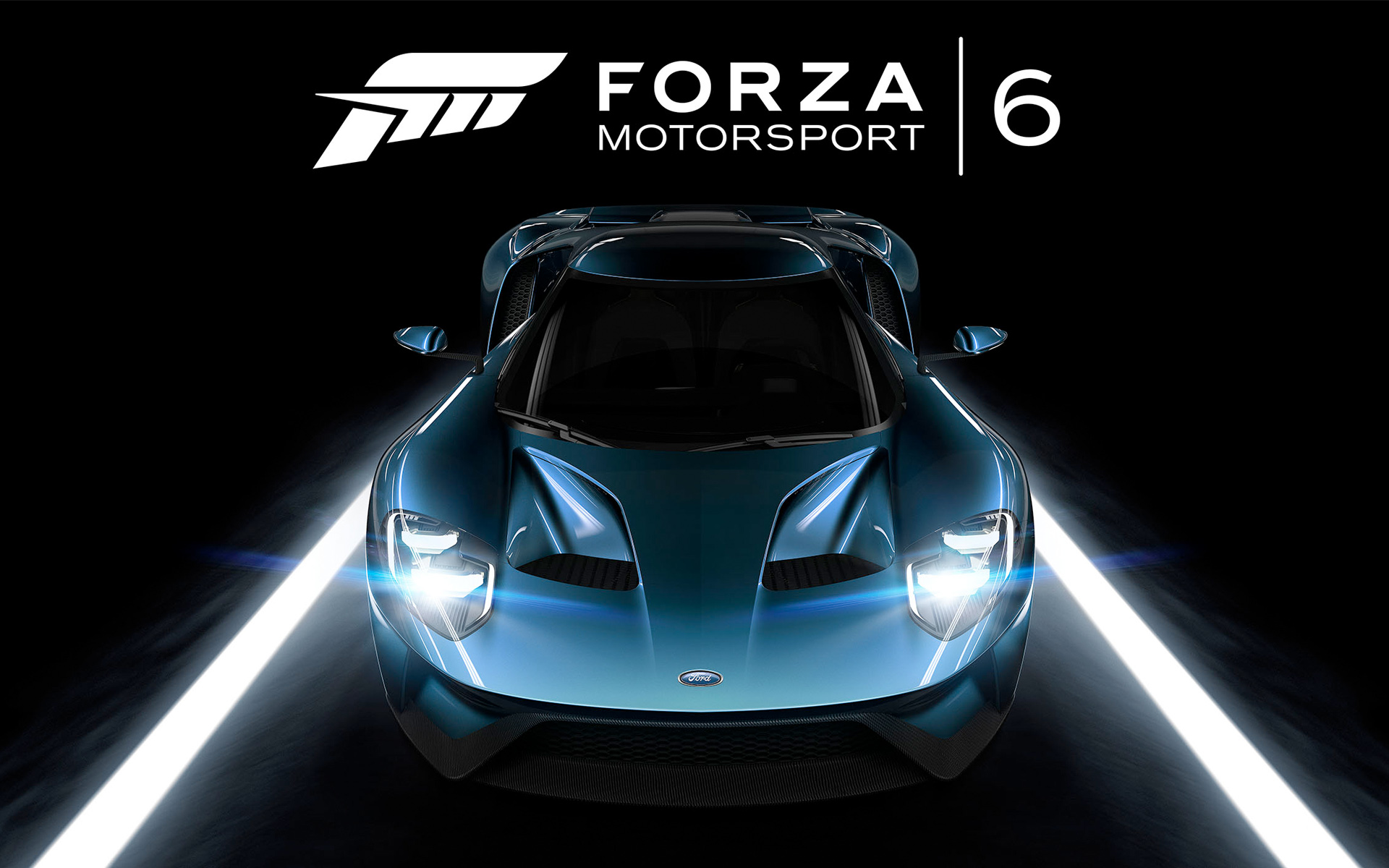 Forza Motorsport 6 Ford GT Ultra HD Wallpaper 1920x1200