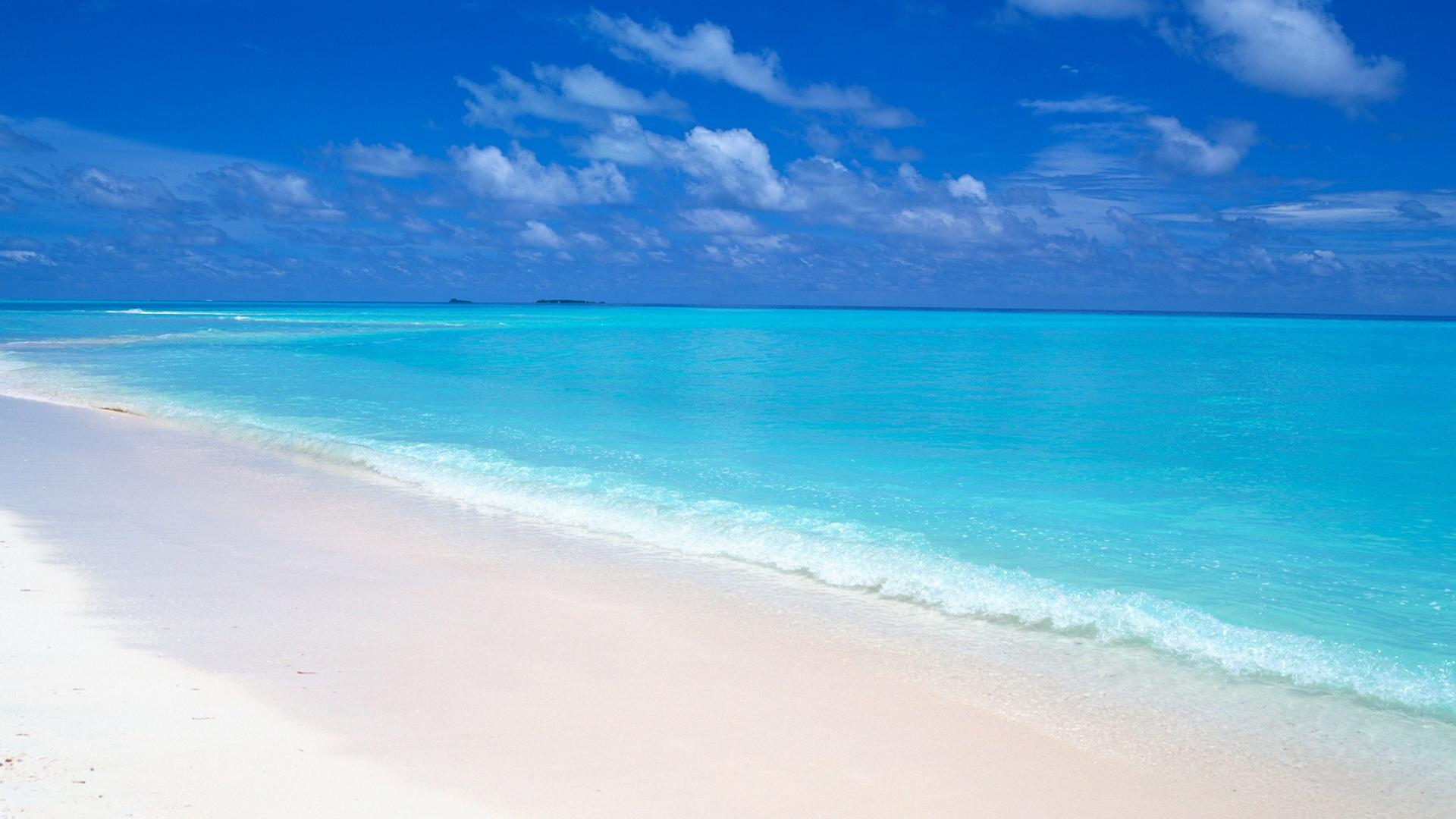 Maldives white beach HD Wallpapers 1920x1080 Beach Wallpapers ...