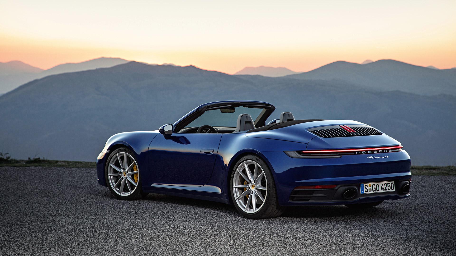 2019 Porsche 911 Carrera 4S Wallpapers HD Images   WSupercars 1920x1080