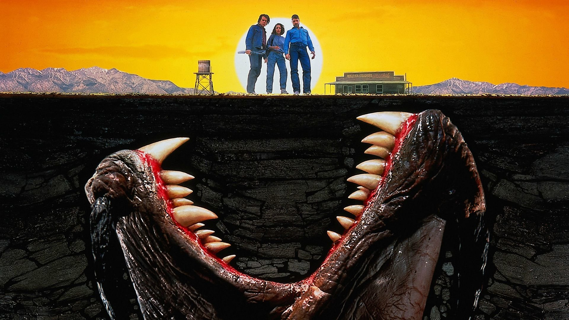 3 Tremors HD Wallpapers Background Images 1920x1080