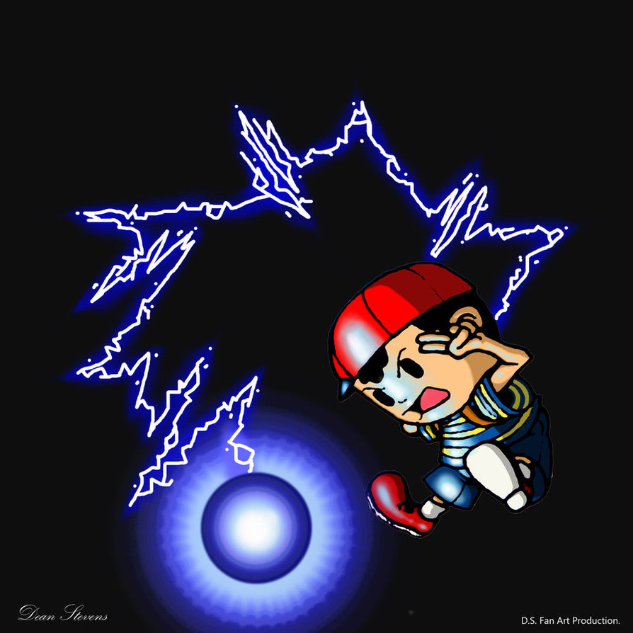 Showing Gallery For Earthbound Ness Wallpaper 894x894