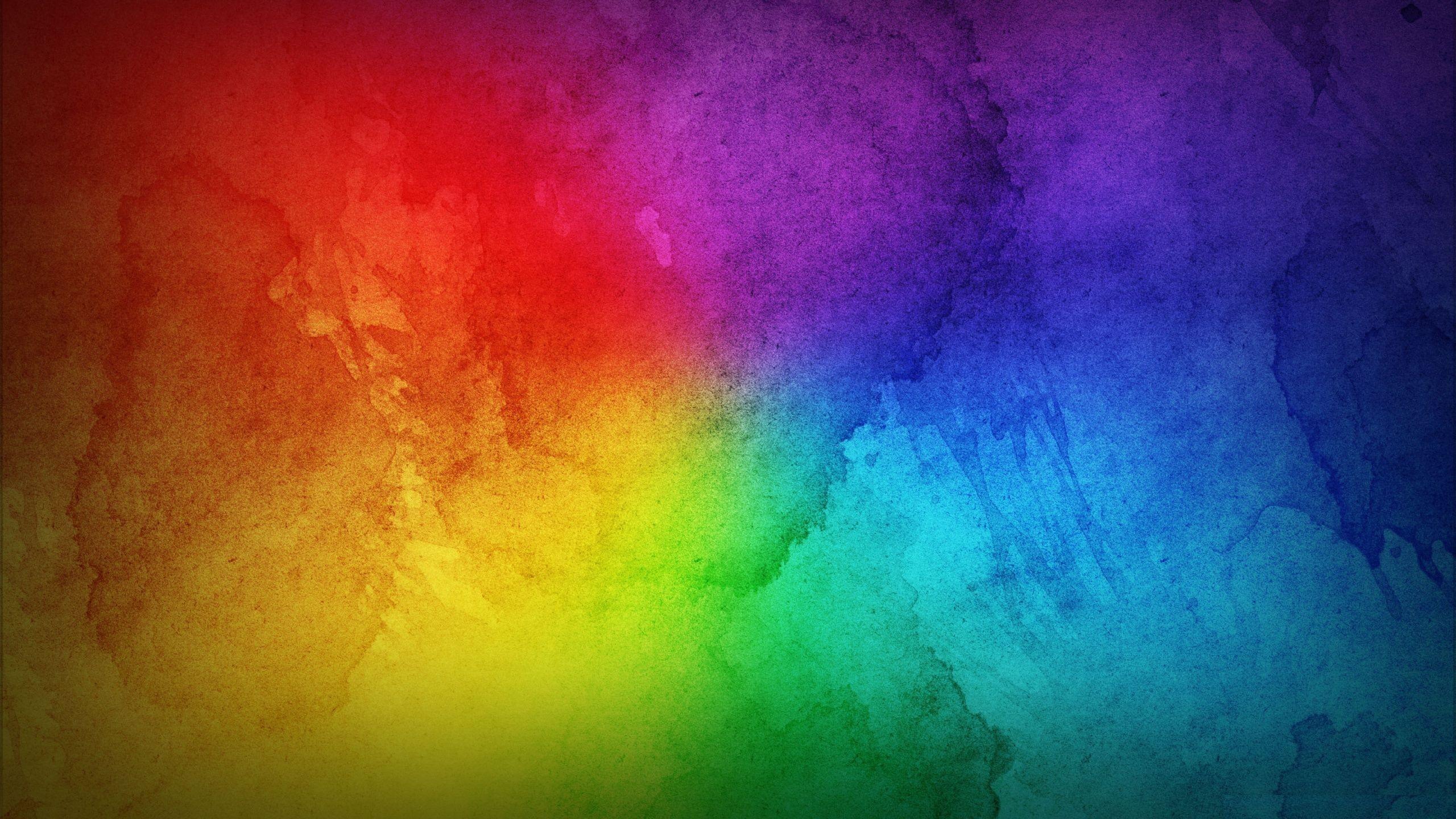 Free Download Rainbow Full Screen Hd Wallpaper Desktop