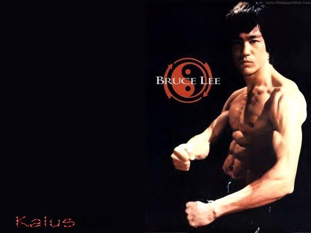 Wallpaper Bruce Lee 1024x768