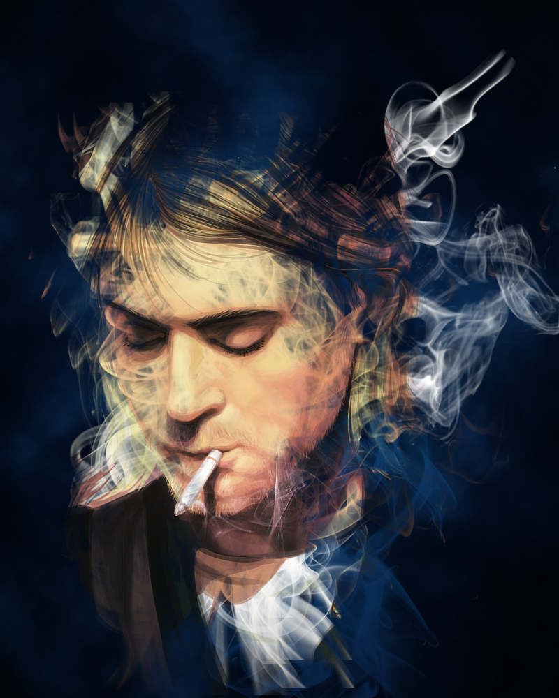 Free Download Kurt Cobain Wallpaper 800x1000 For Your