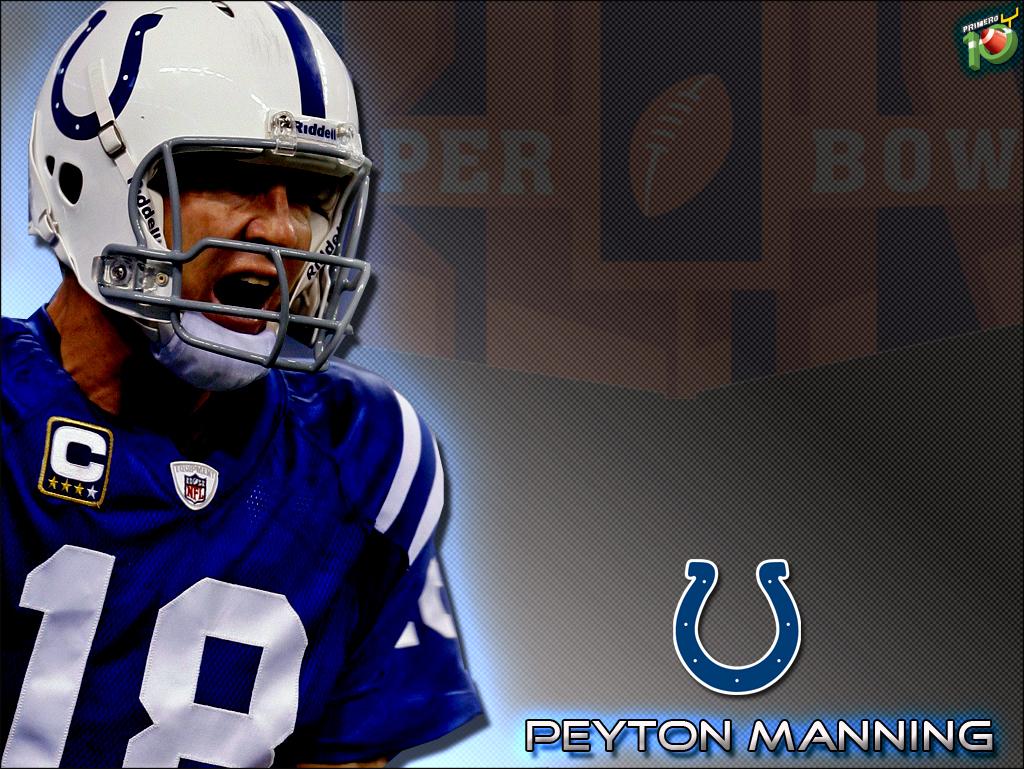 dcef2c0d226 Peyton Manning Colts Wallpaper - WallpaperSafari