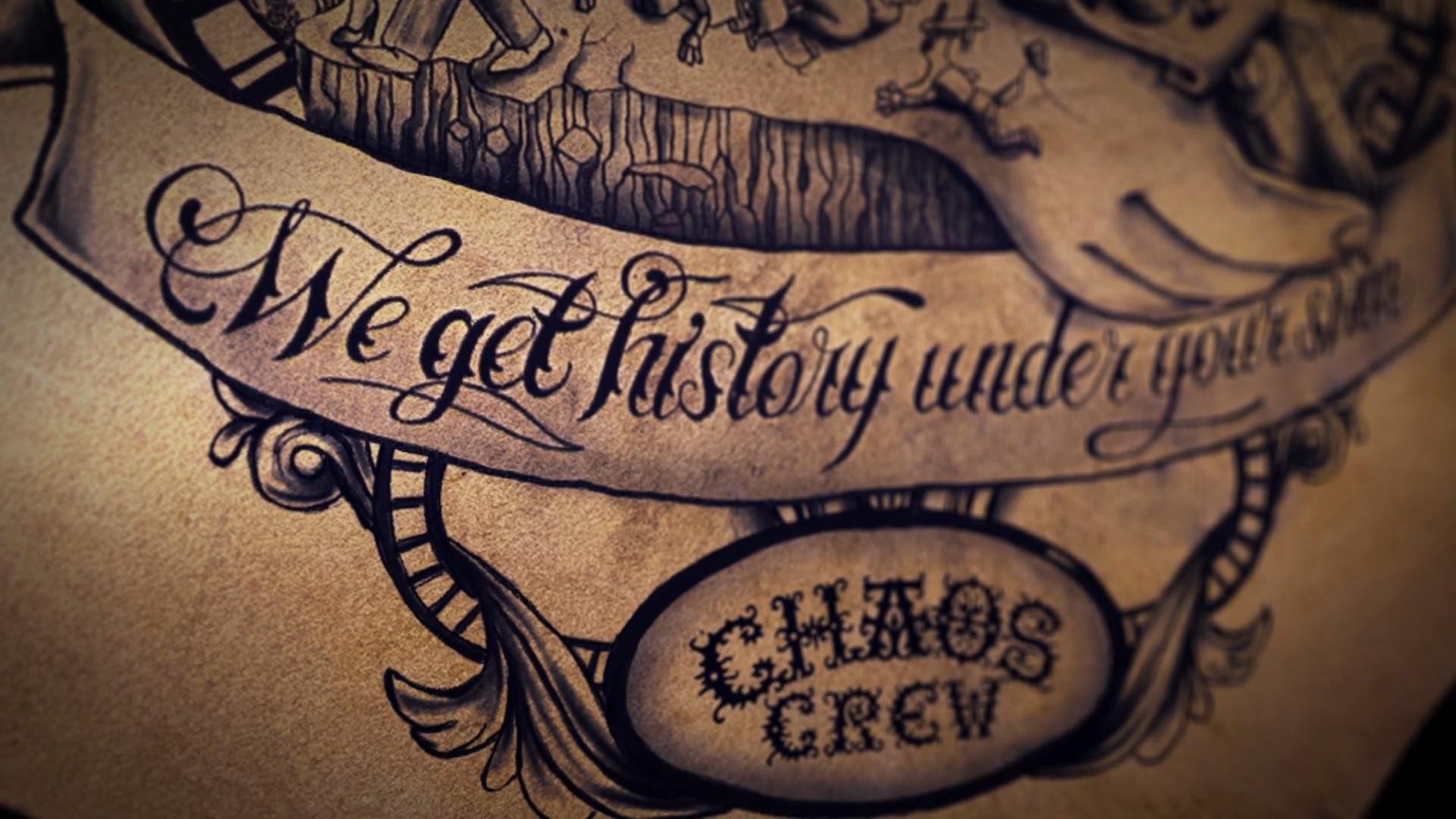 58 Tattooed Wallpaper On Wallpapersafari