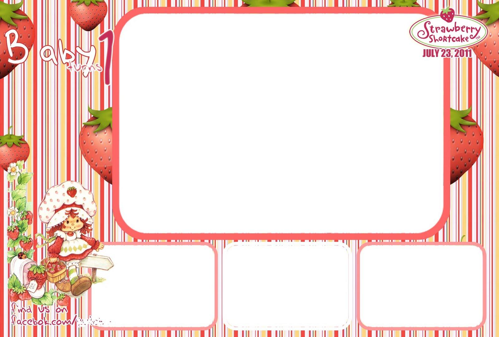 Strawberry shortcake border   Imagui 1600x1081