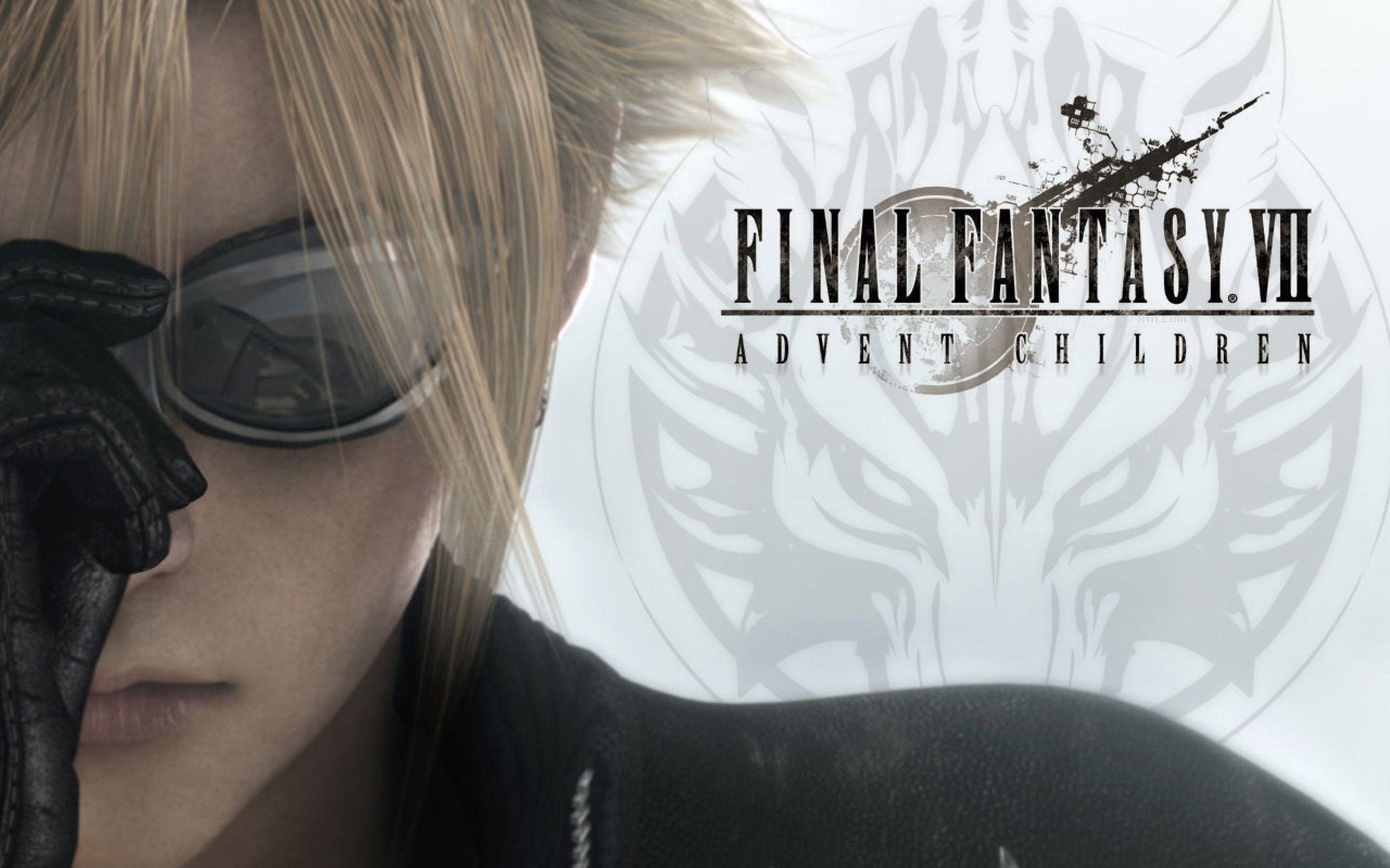 Final Fantasy 7 Advent Children Wallpapers 2560x1600