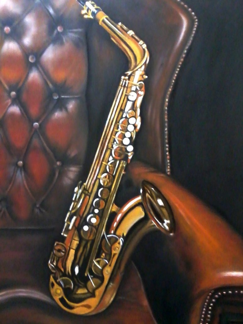 Alto Saxophone Wallpaper Sax alto by alex soares by 774x1032