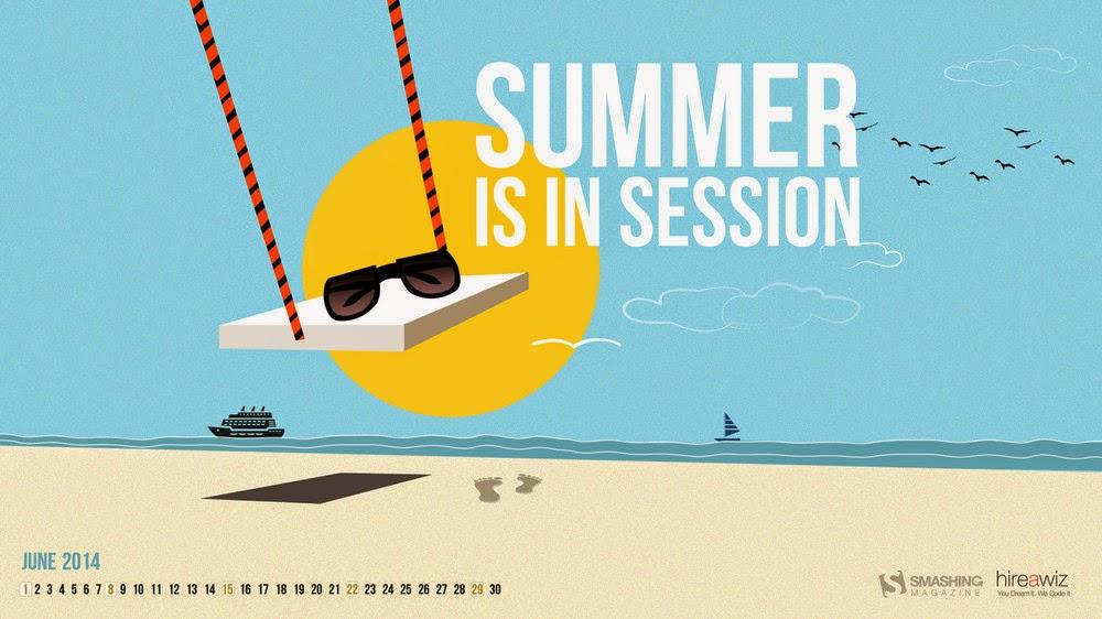 WallpapersKu Smashing Magazine Wallpaper Calendars June 2014 1000x562