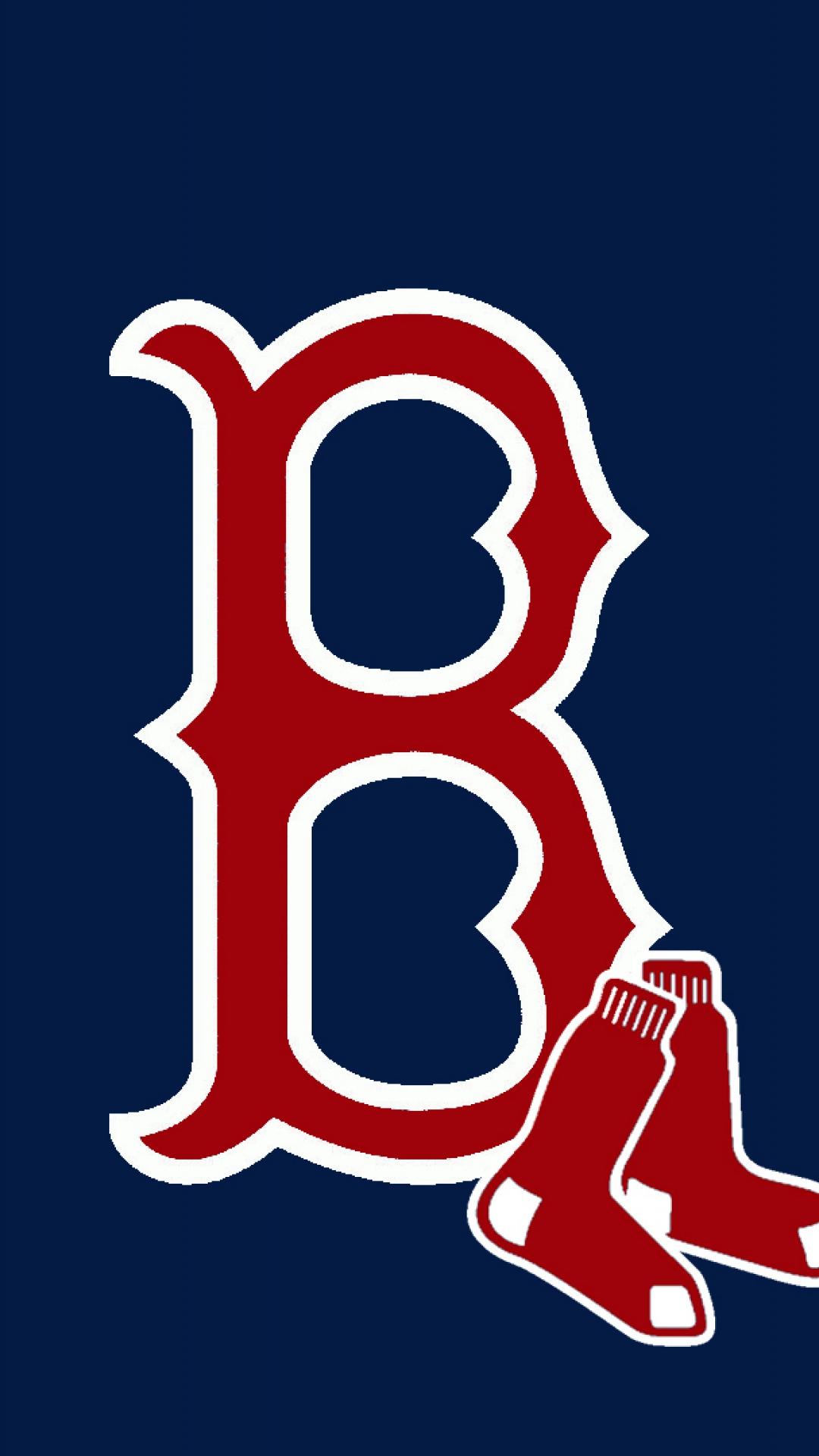 Boston Red Sox iPhone Wallpaper HD 1080x1920