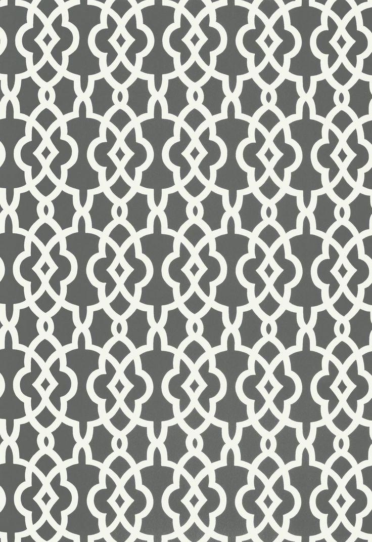 Lattice   Smoke charcoal Grey [LAT 501] Lattice and Trellis Patterns 736x1071