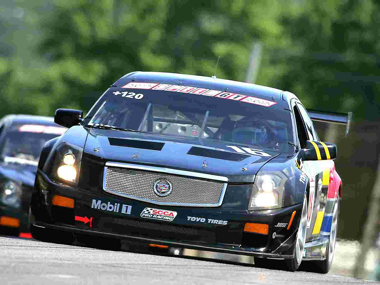cadillac cts v race car 28613354 wallpaper   Cadillac   Auto Moto 1600x1200