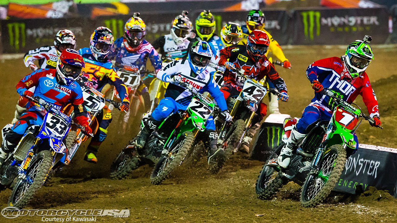 2015 Supercross TV Schedule FOX Goes Live   Motorcycle USA 1280x720