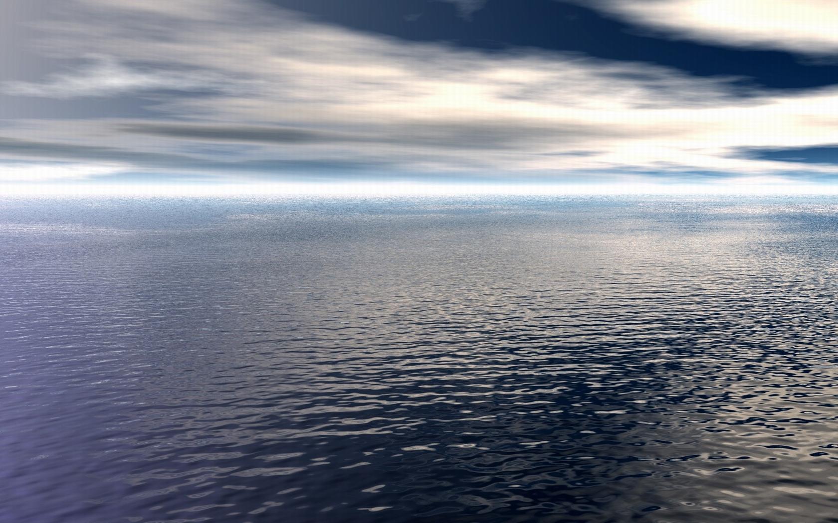 Ocean 3D wallpapers Ocean 3D stock photos 1680x1050