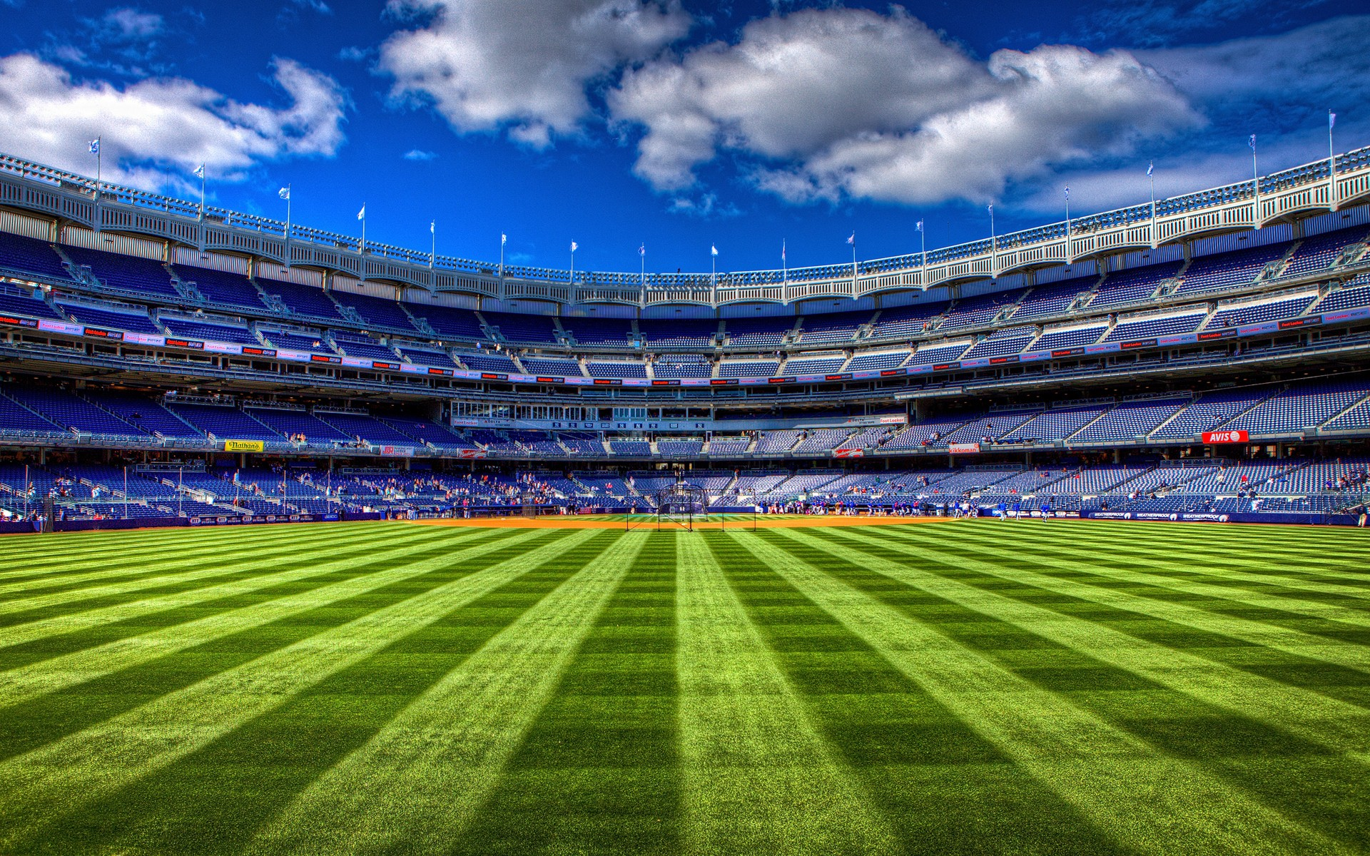New York Yankees Stadium   Wallpaper 42127 1920x1200
