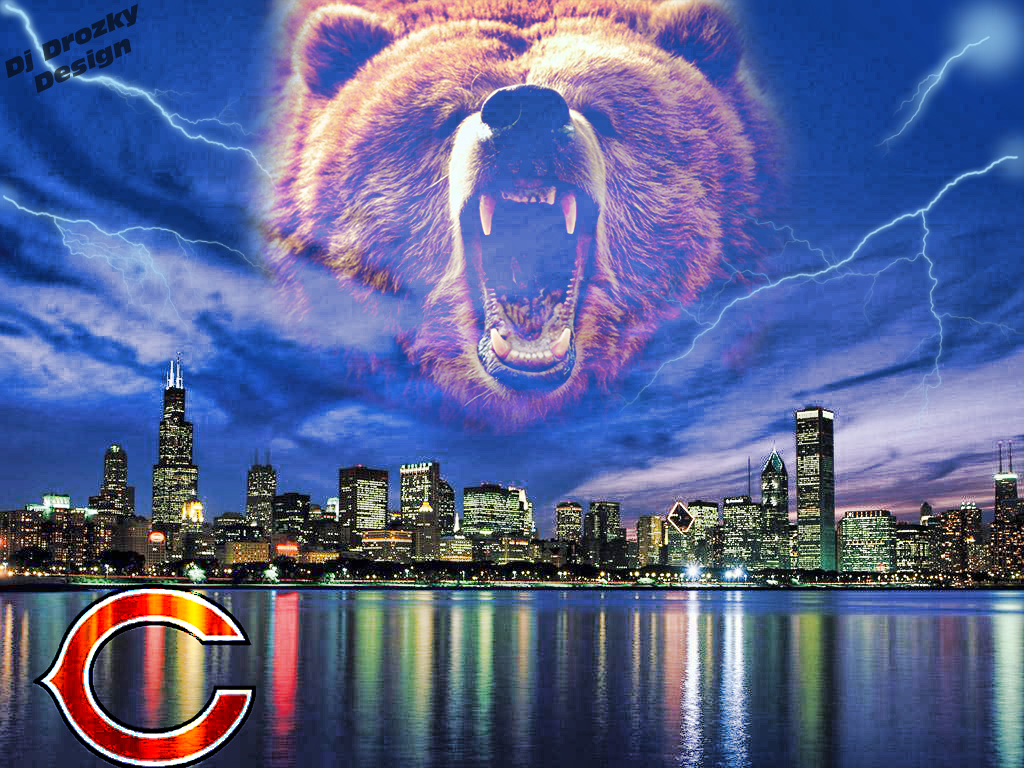 chicago bears - HD 1024×768