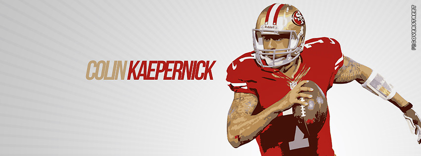 Colin Kaepernick 49ers Wallpaper 851x315