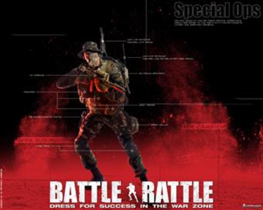 Battle Rattle Wallpaper 2 1025x820