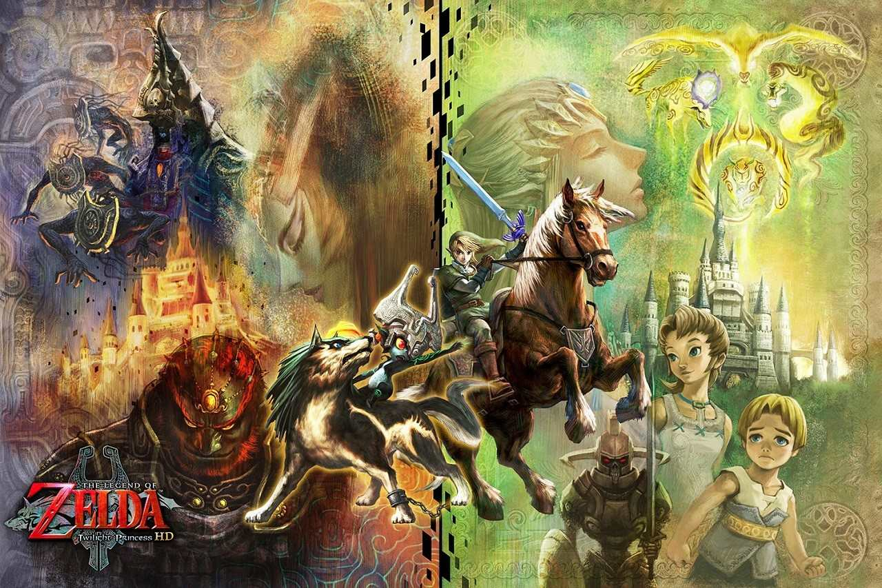 The Legend of Zelda Twilight Princess HD wallpaperjpg 1280x853