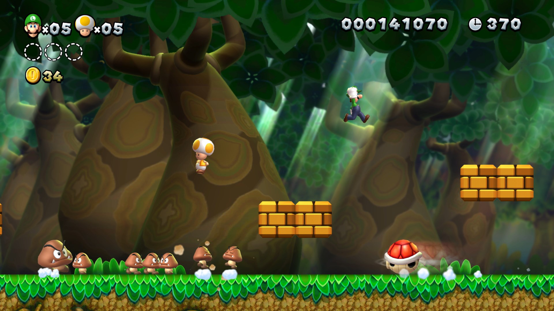New Super Mario Bros U Deluxe A SuperParent First Look SuperParent 1920x1080