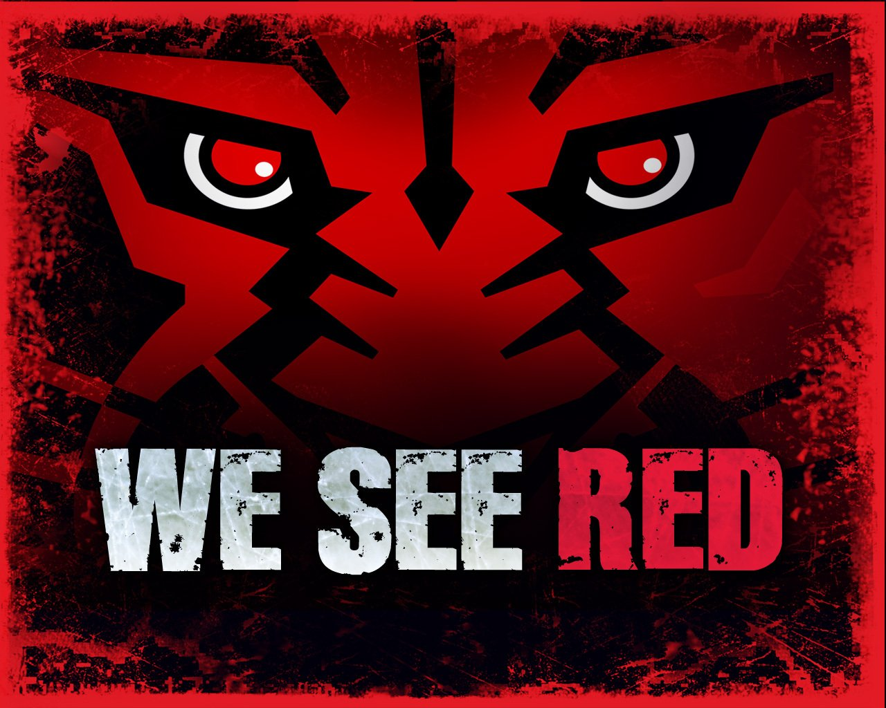 WE SEE RED 1280x1024