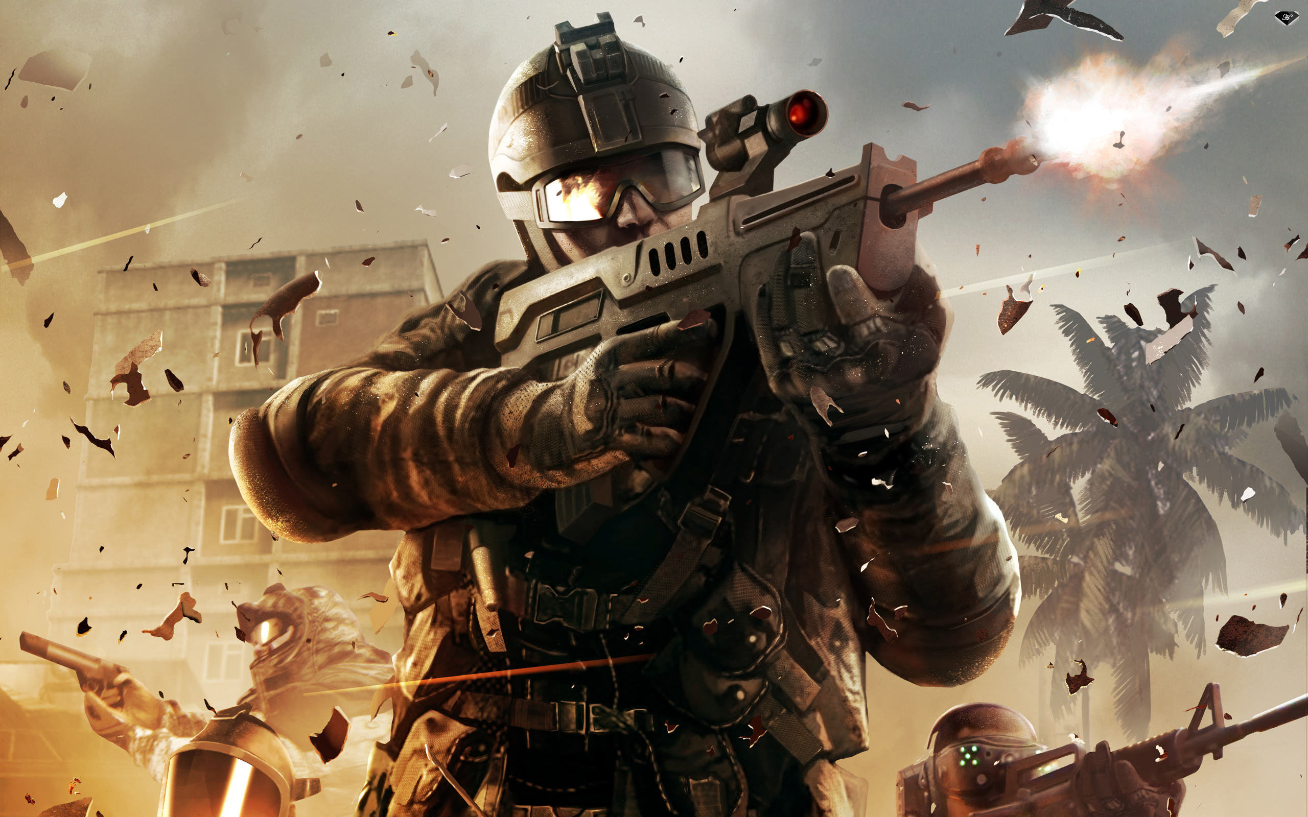 Warface Game Wallpapers HD Wallpapers 2560x1600