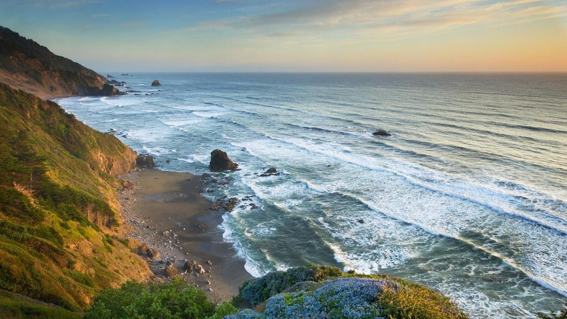 california west coast wallpaper - photo #2