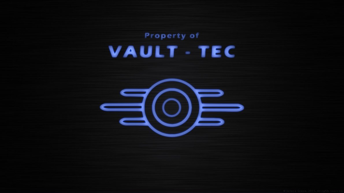 Pin Fallout Vault Logo 1191x670