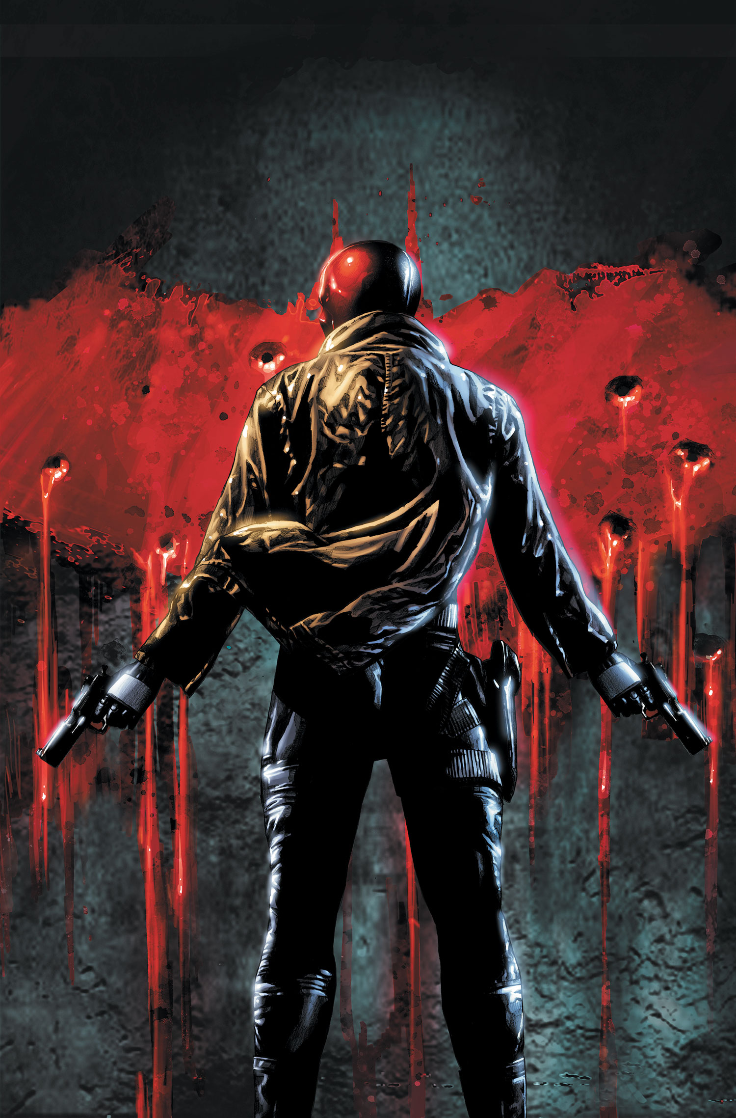 Free Download Red Hood And The Outlaws 18 Textless 1500x2277 For