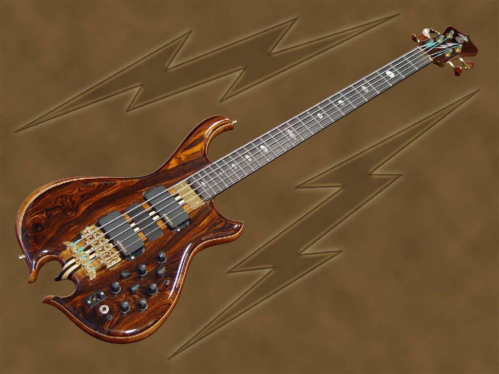 the electric bass guitar   Guitar Wallpaper 1024x768