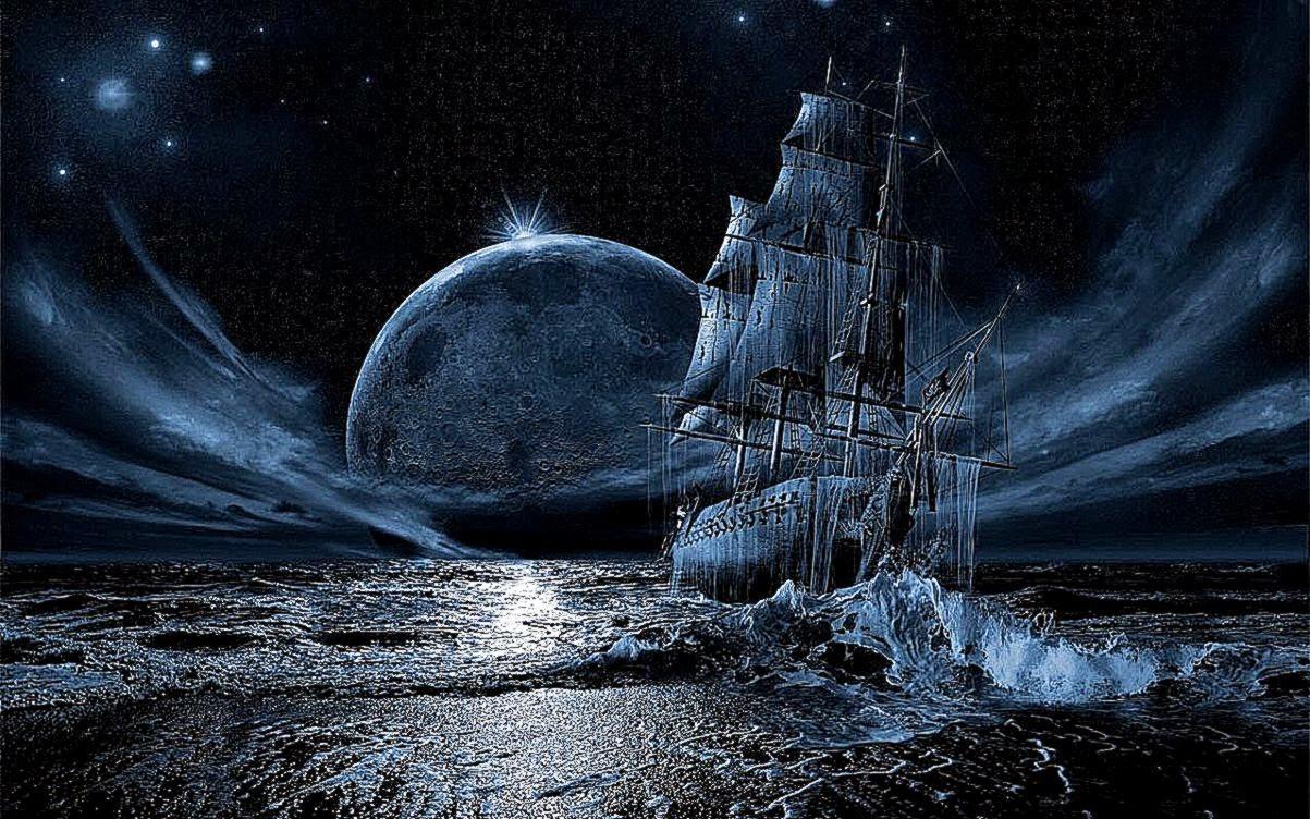 hd wallpaper ghost ships wallpapersafari
