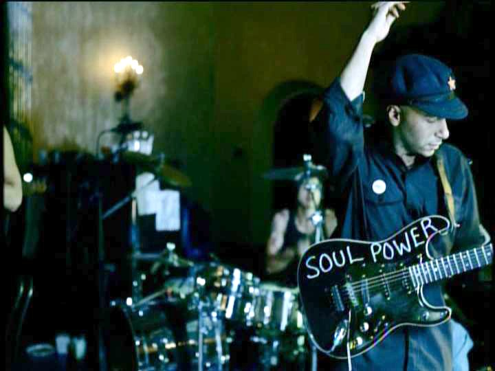 Photo Of Tom Morello From Audioslave 2003 With 720x540