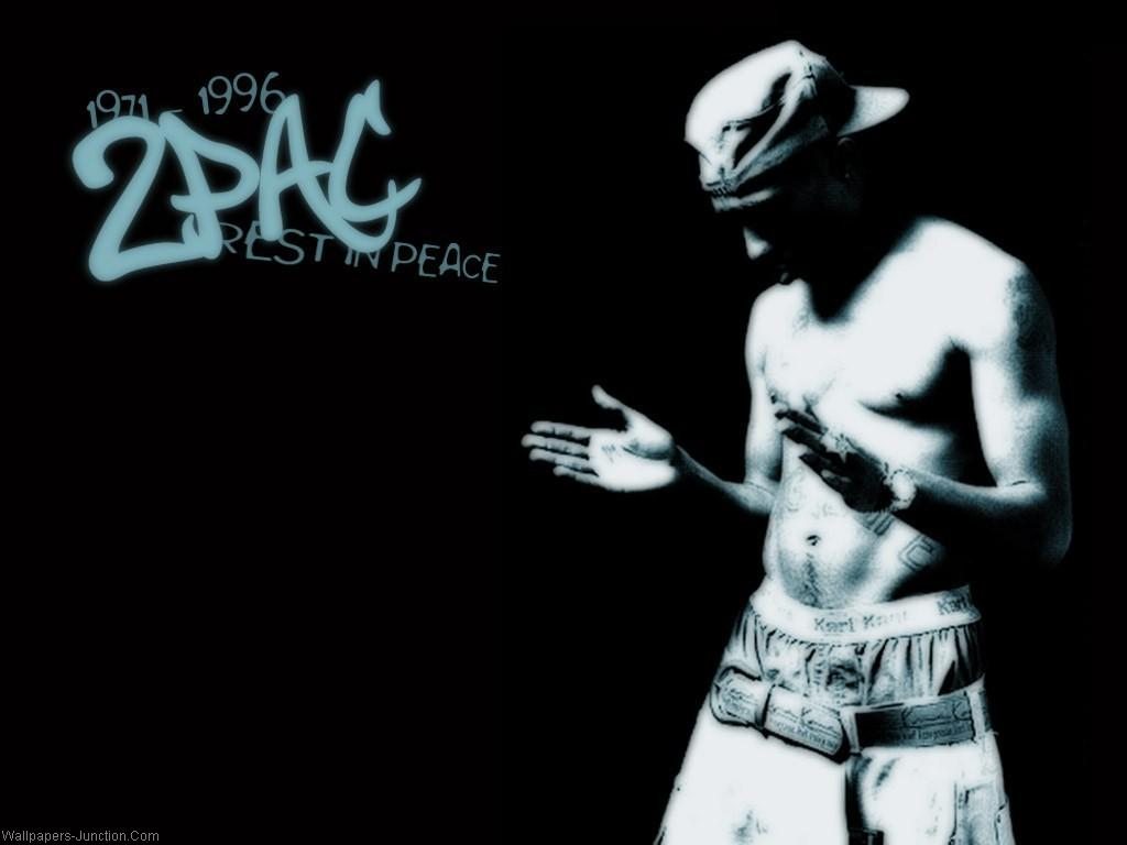 Tupac Shakur Wallpapers 1024x768