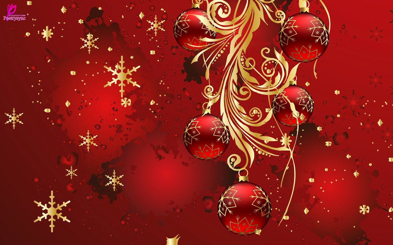 christmas hd desktop wallpapers wallpapersafari