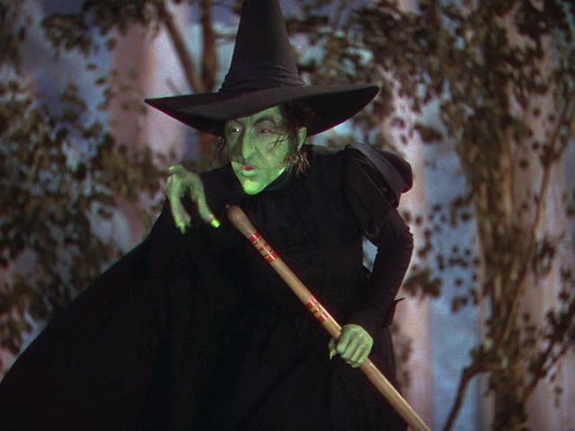 10 Oz Characters and Costume Ideas The Wicked Witch of the West 640x480