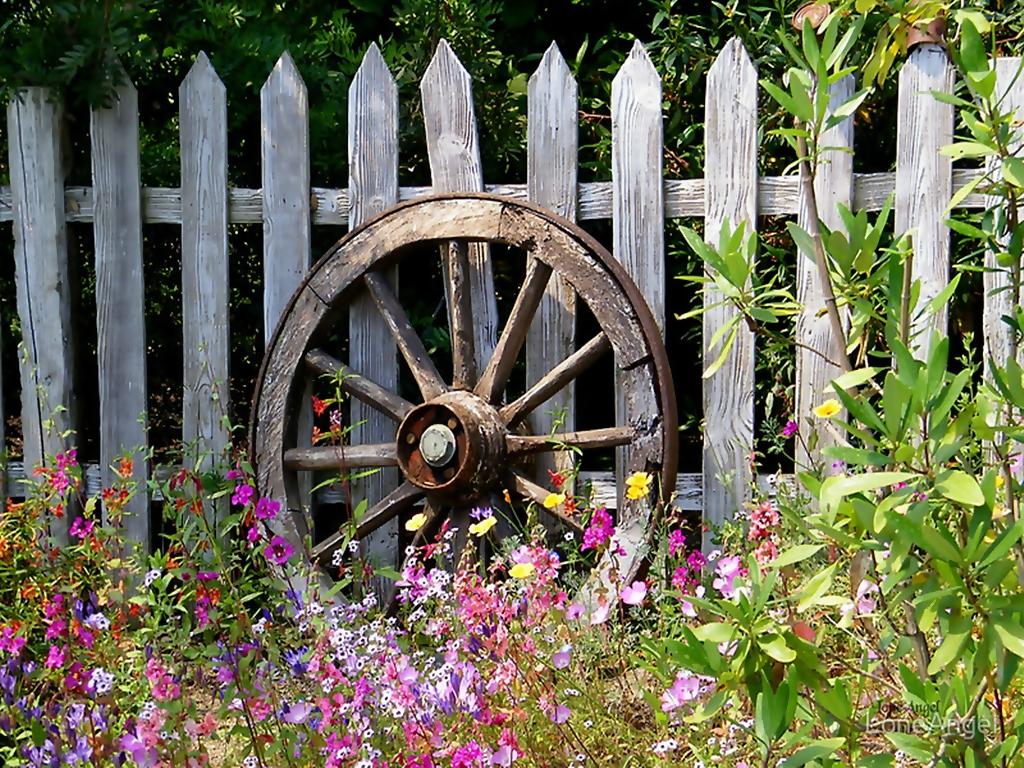 Country gardens wallpaper - Country Garden Wallpaper Forwallpaper Com