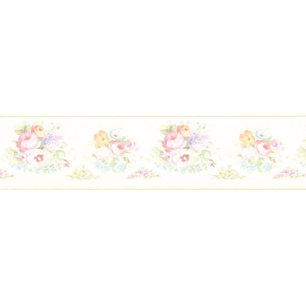 414B61890 Victorian Floral Border   Vicky   Brewster Wallpaper 600x600