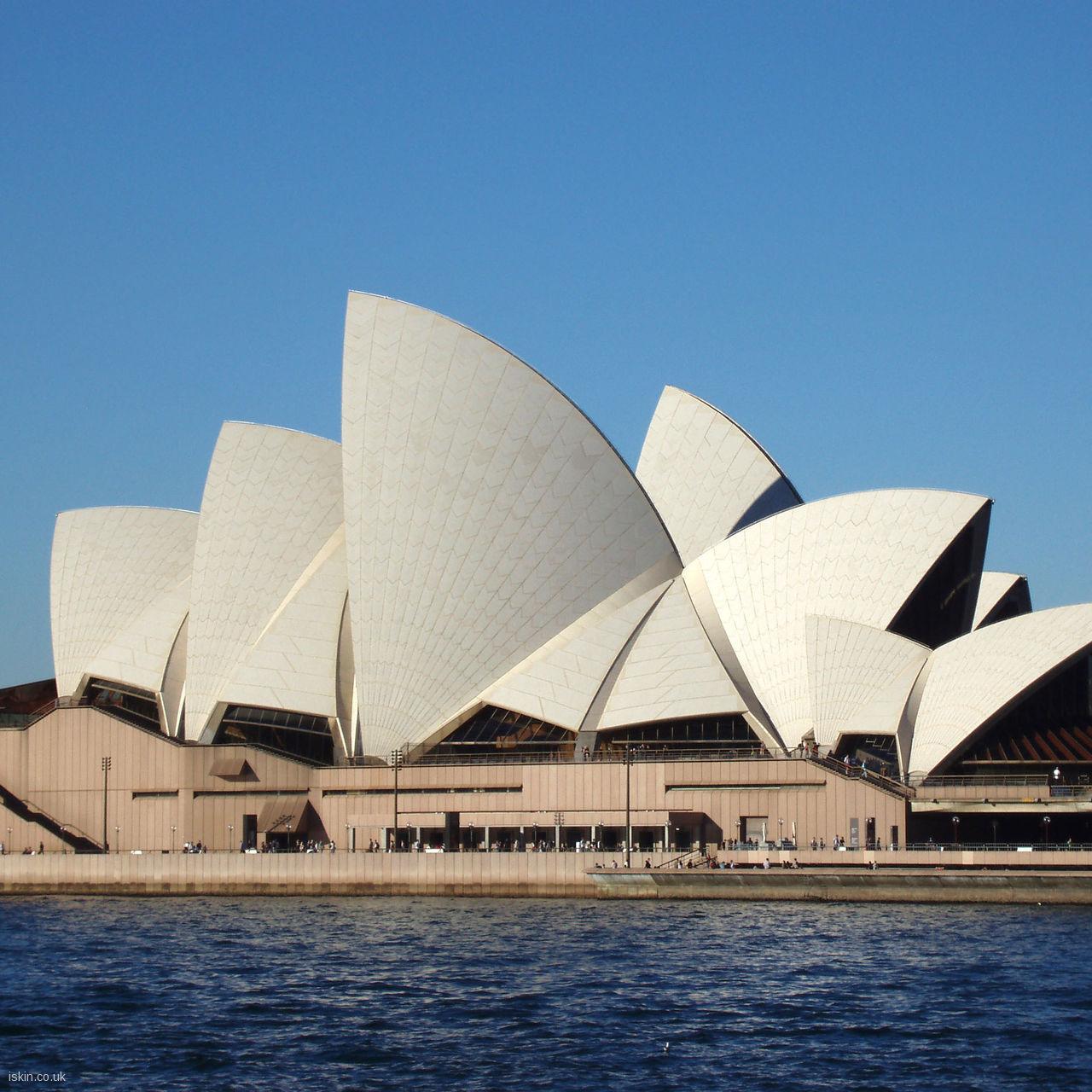 Sydney Opera House Desktop Wallpaper iskincouk 1280x1280
