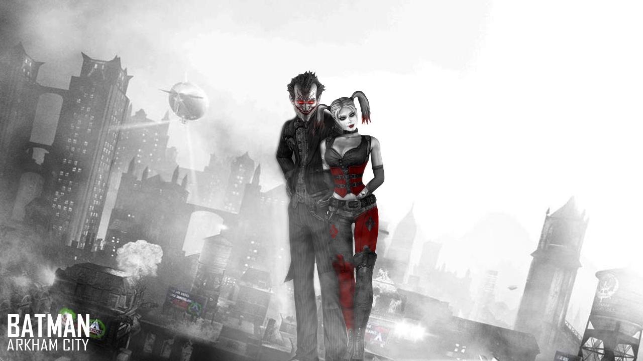 Arkham Joker Wallpaper Batman arkham city wallpapers 1280x720