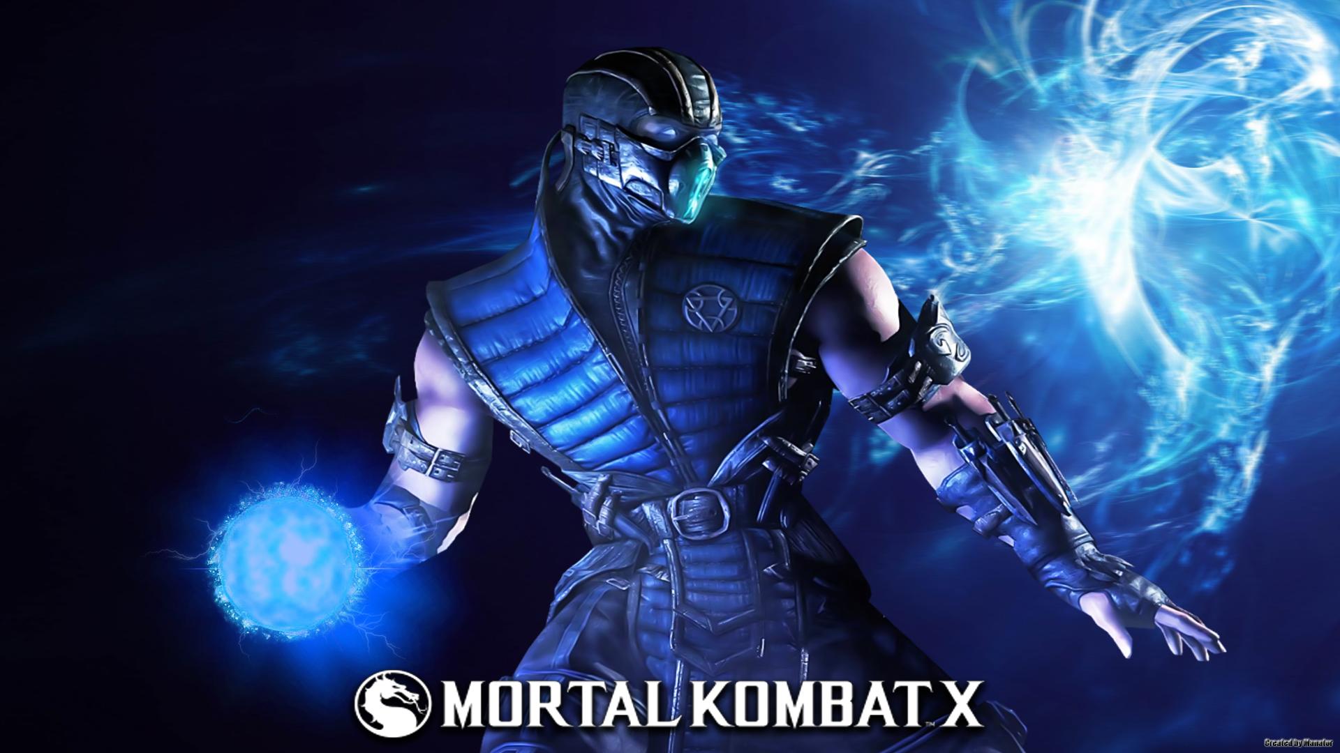 Mortal Kombat X 1920x1080