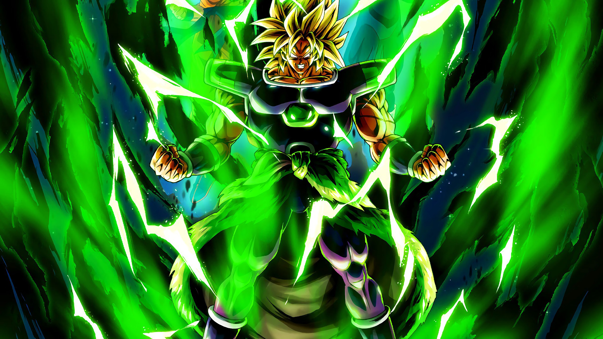 24 Dragon Ball Super Broly Hd Wallpapers On Wallpapersafari