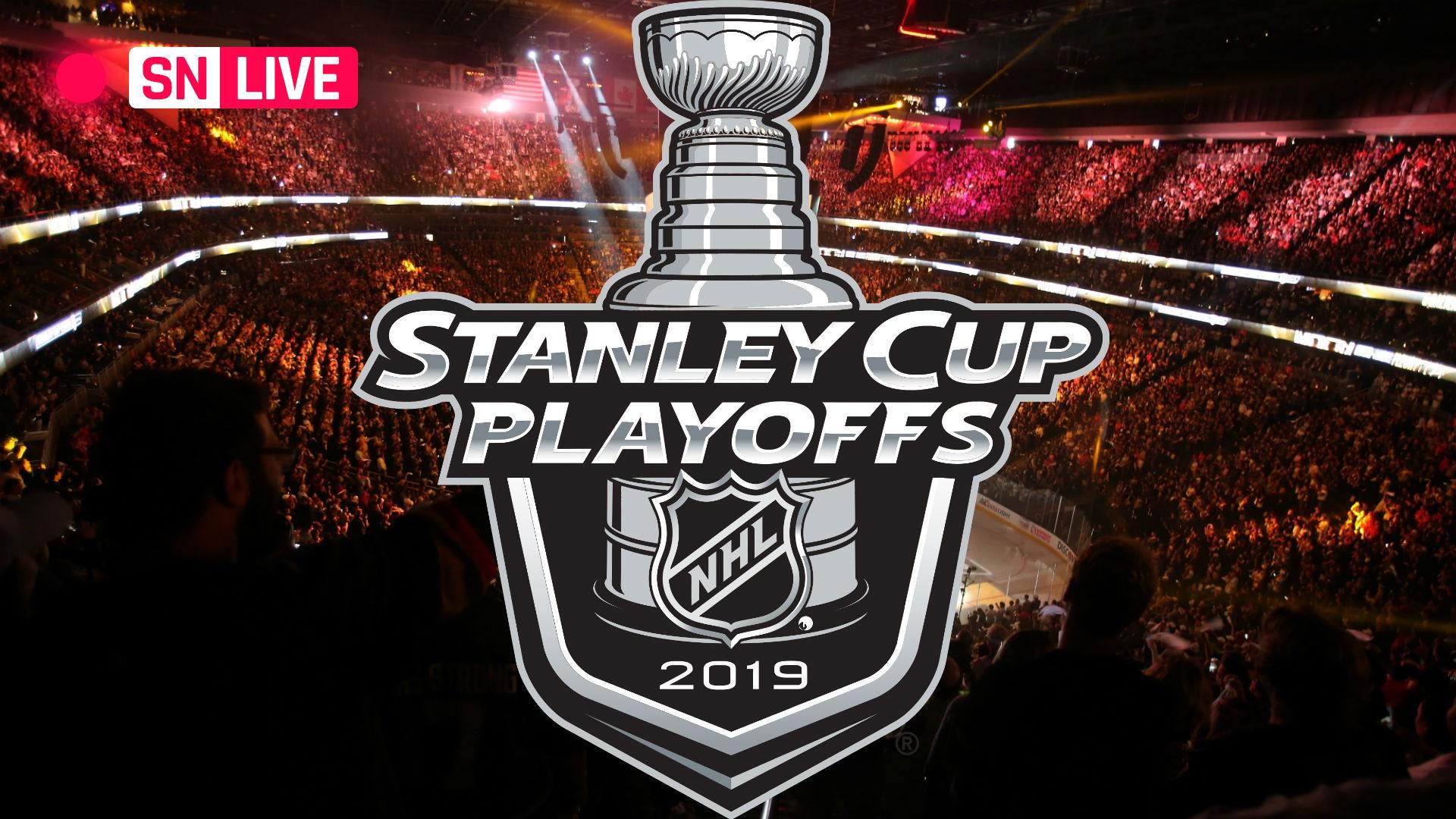 NHL playoffs today 2019 Live score TV schedule Game 7 updates 1920x1080