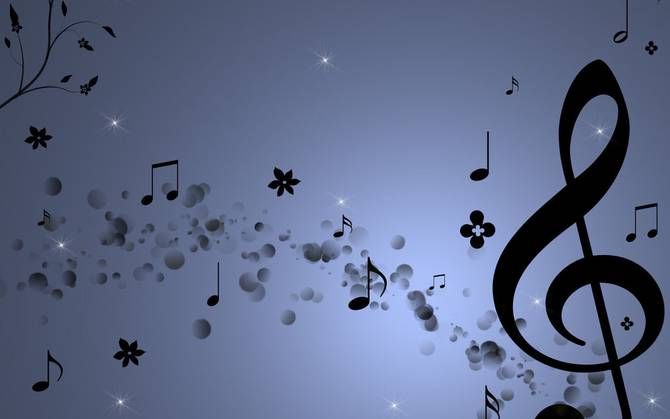 Music Abstract Wallpapers HD 670x419