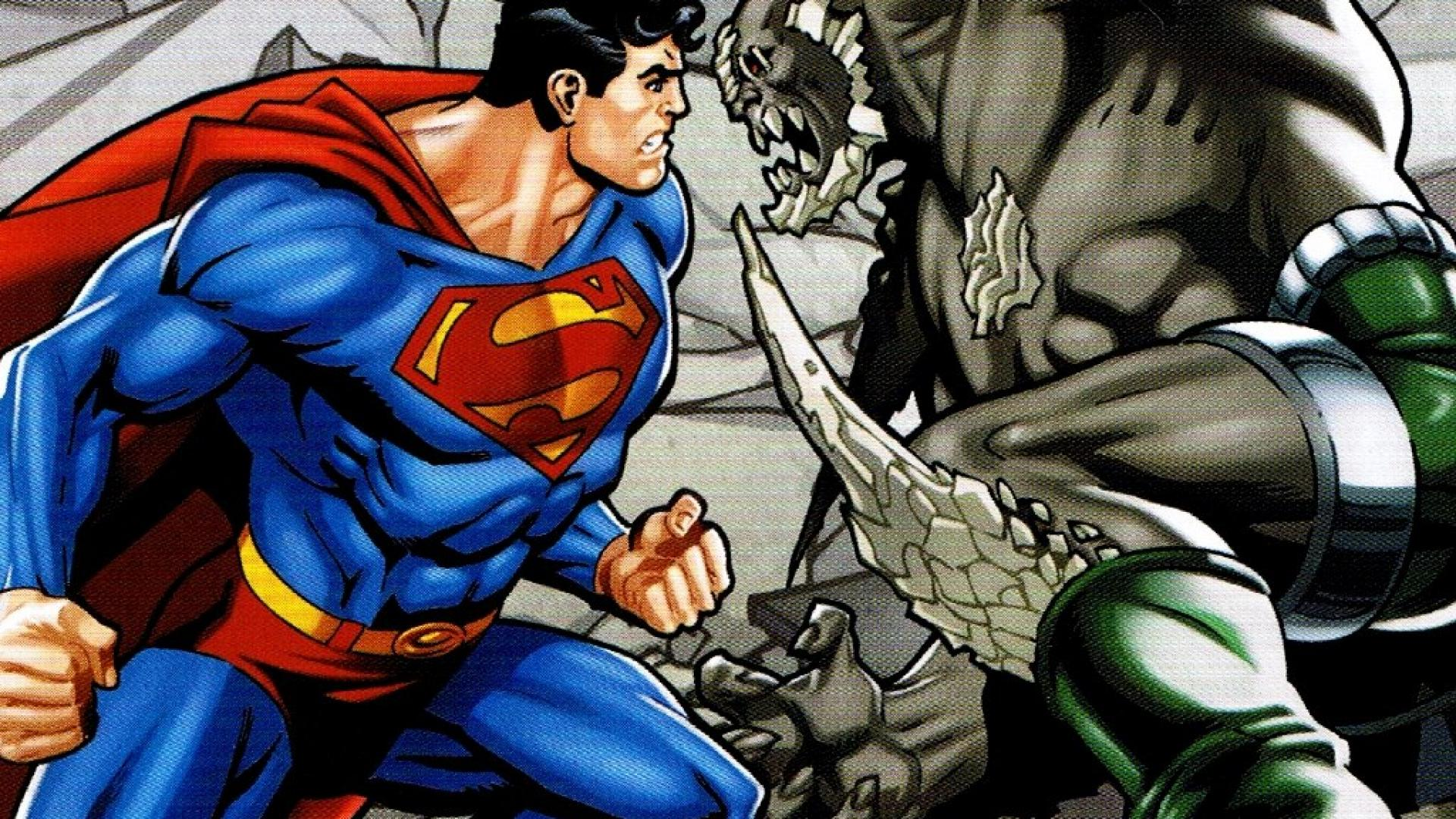 dc comics superman doomsday hd wallpaper   21432   HQ Desktop 1920x1080