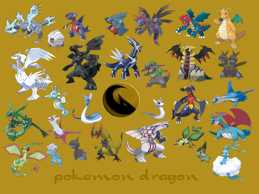 All Pokemon Wallpaper 2012